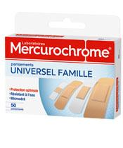 Mercurochrome Dressing famiglia universale
