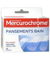 Mercurochrome Dressings Bath