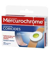 Mercurochrome Condimenti Coricides