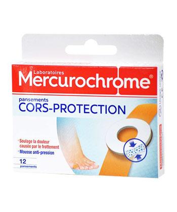 Mercurochrome Pansements Cors Durillons