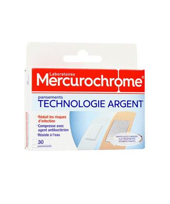 Mercurochrome Yesos Tecnología Plata