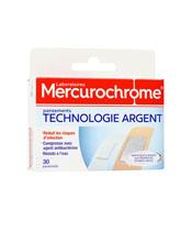 Mercurochrome Silber Technologie Pflaster