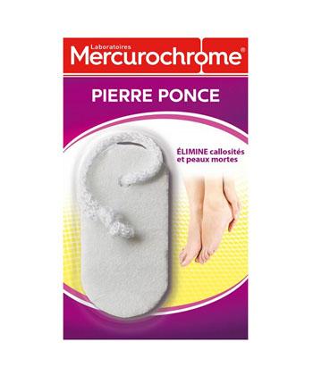 Mercurochrome Bimsstein