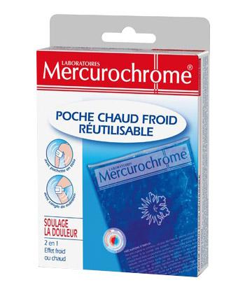 Mercurochrome Bolso reutilizable Fría Caliente