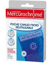 Mercurochrome Poche Chaud Froid R�utilisable