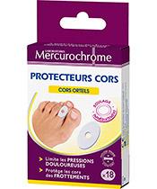 Mercurochrome Horns Protezioni