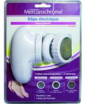 Mercurochrome Elektrische Reibe