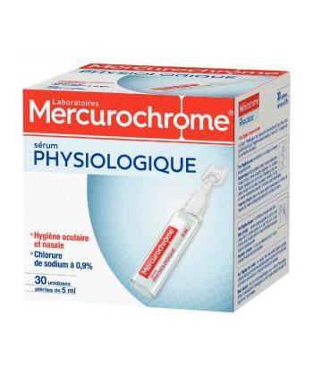 Mercurochrome Fisiologica
