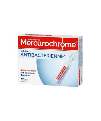 Mercurochrome Solución antibacteriana