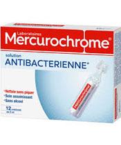 Mercurochrome Antibakteriellen Lösung