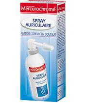 Mercurochrome Ear Spray