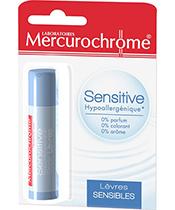 Mercurochrome Lápiz labial Sensible