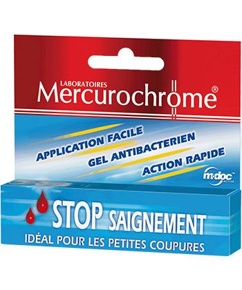 Mercurochrome Stop Saignement