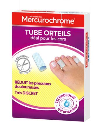 Mercurochrome Tube Orteils