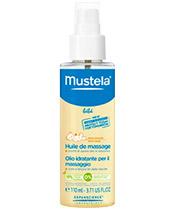 Mustela Aceite de masaje