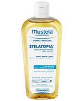 Mustela Milky Bath Oil