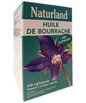 Naturland Aceite de Borraja
