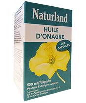 Naturland El aceite de onagra