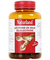 Naturland La lecitina de soja
