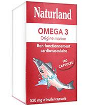 Naturland Omega-3