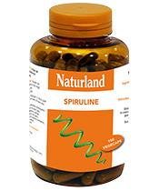 Naturland Spirulina