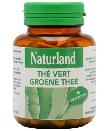 Naturland Green Tea