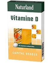 Naturland La vitamina D