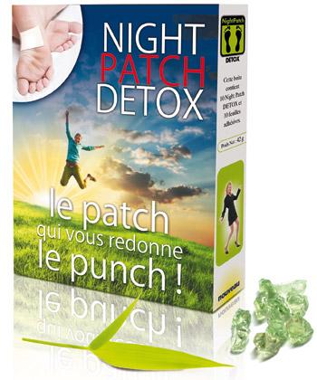 NutriExpert Nacht Detox-Flecken