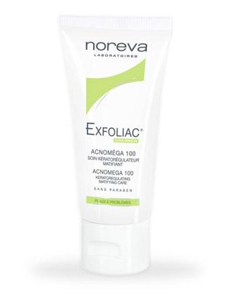 Noreva Exfoliac Acnom�ga 100 Soin K�rato-R�gulateur Matifiant