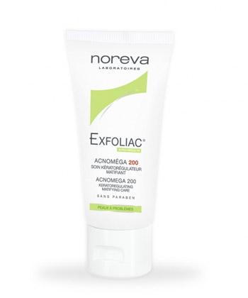Noreva Exfoliac Acnoméga 200 Soin Kérato-Régulateur Matifiant