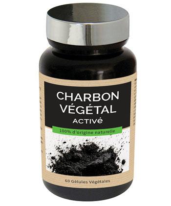NutriExpert Carbone vegetale attivato