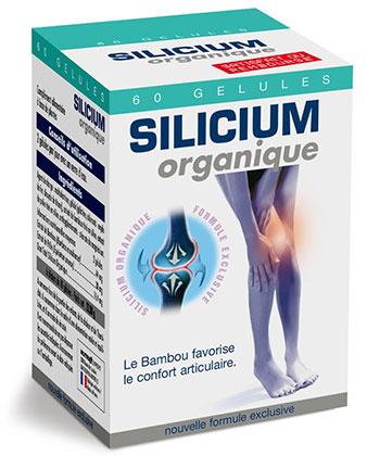 NutriExpert silicio organico