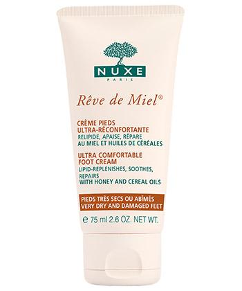 Nuxe Rêve de miel Crème Pieds Ultra-Réconfortante