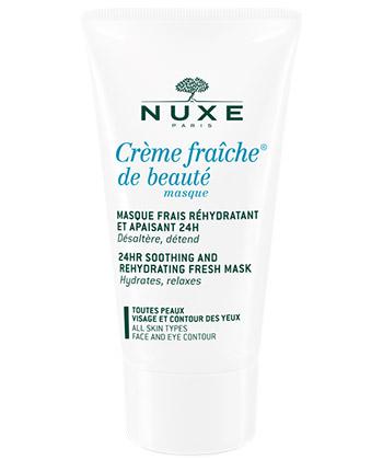 Nuxe Masque Cr�me Fra�che de Beaut�