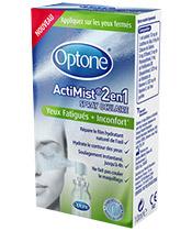 Optone ActiMist� 2en1 Yeux fatigu�s + Inconfort