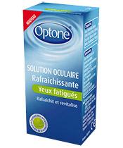 Optone Refrescante solución para los ojos