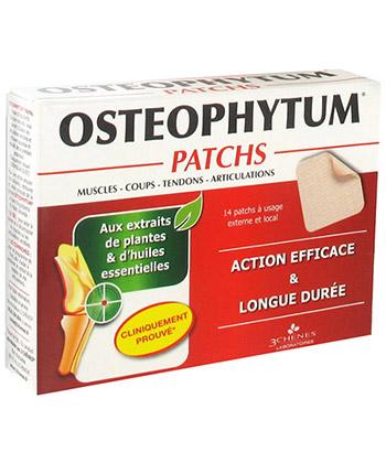 Ostéophytum Patchs