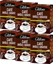 Celliflore El café quema grasa