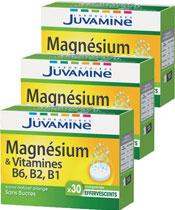 Juvamine Magnesio e Vitamina B6, B2, B1