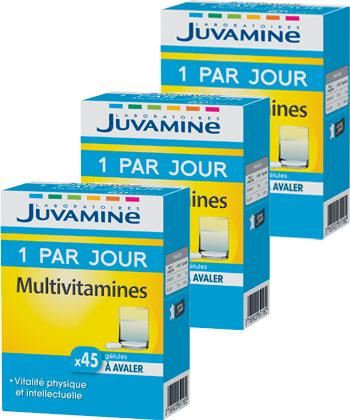 Juvamine Multivitamine 1 pro Tag