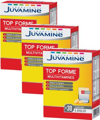Juvamine Multivitamine Top-Form