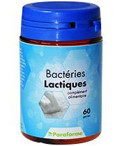Paraforme Bactéries Lactiques