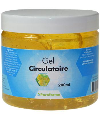 Paraforme Gel Circulatoire