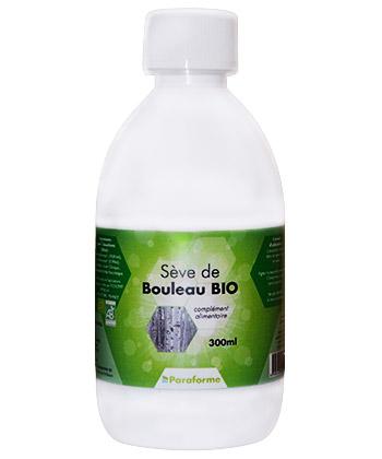 Paraforme Birkensaft Bio