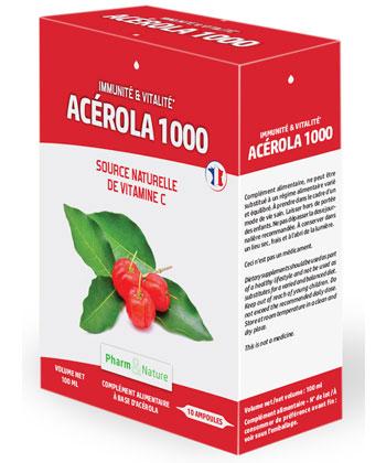 Pharm & Nature Acerola 1000
