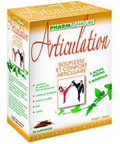Pharm & Nature Articolazione