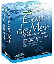 Pharm & Nature El agua de mar