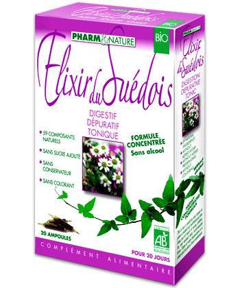 Pharm & Nature Elixir Swedish