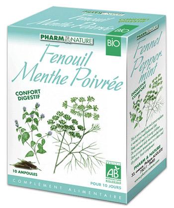 Pharm & Nature Hinojo Menta