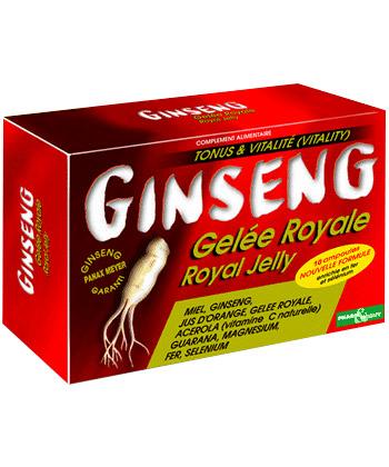 Pharm & Nature Ginseng Gel�e Royale